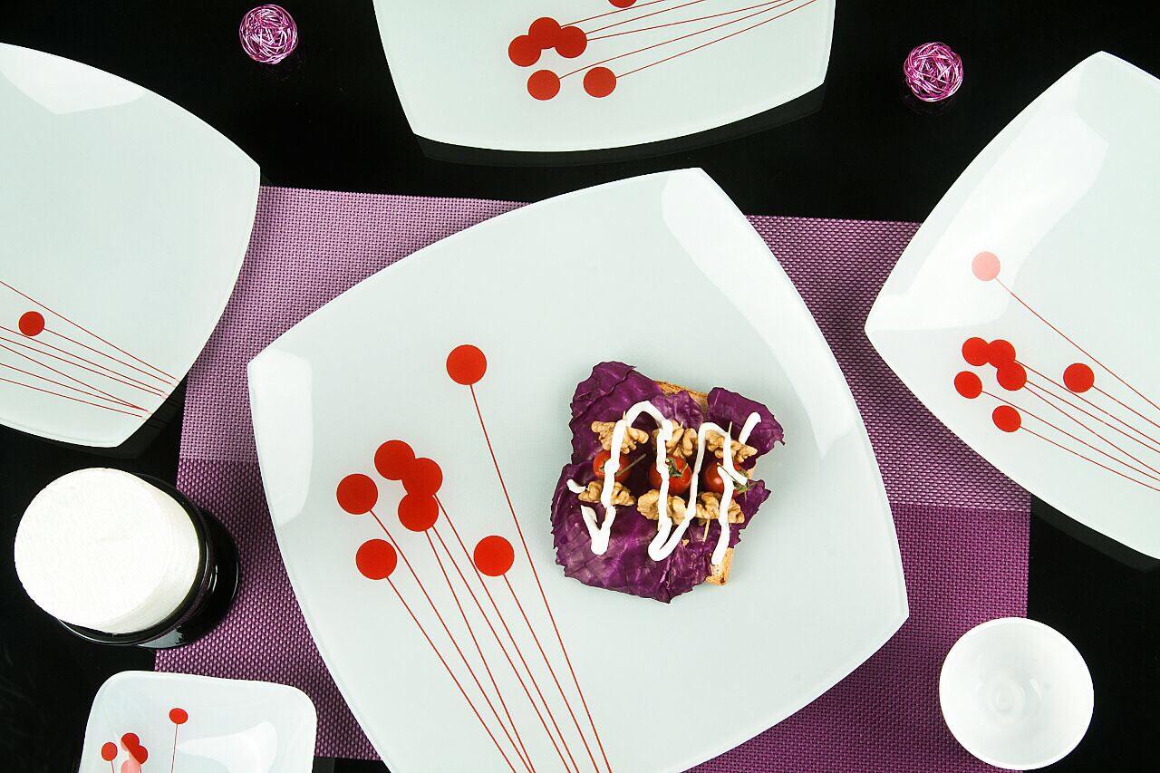 سرویس غذاخوری آرکوفام طرح رمانتیک